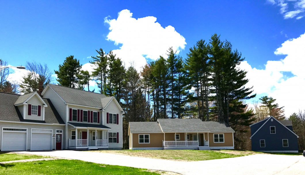 Modular Custom Built Homes Hollis Me Southern Maine